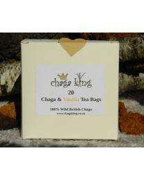 Wild Chaga King - Chaga & Vanilla - Teabags (20)