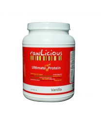 rawLicious Ultimate Raw Protein Vanilla 1 kg