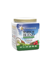500g Warrior Blend Natural (Sunwarrior protein blend)