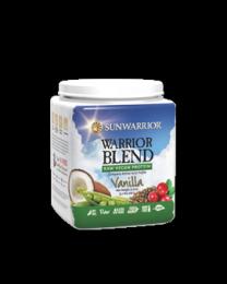 500g Warrior Blend Vanilla (Sunwarrior protein blend)