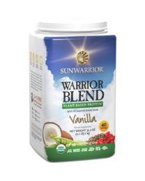 1kg Warrior Blend Vanilla (Sunwarrior protein blend)