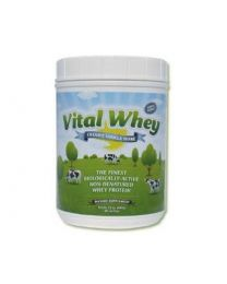 Well Wisdom Vital Whey Protein Vanilla - 600g