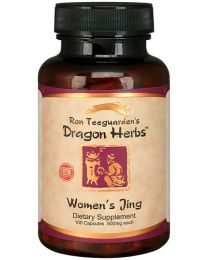 Dragon Herbs Women's Jing 100Caps (490mg)