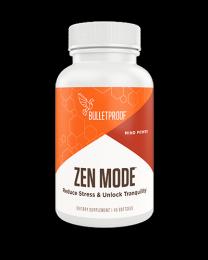 Bulletproof - Zen Mode - 45 Caps