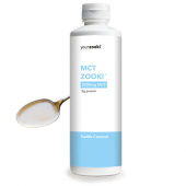 YourZooki - MCT Zooki™ (Emulsified C8/C10 MCT oil) - Vanilla Coconut - 450ml