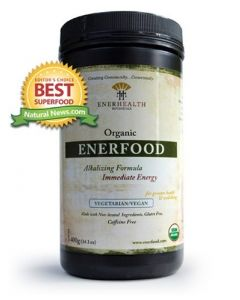 Enerhealth - Enerfood Super Green Energy Drink 400g